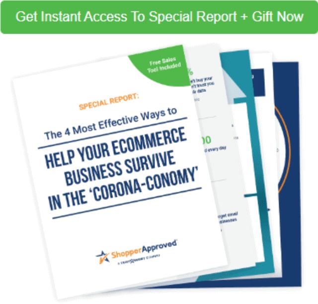 Help Your Business Survive Coronavirus Book