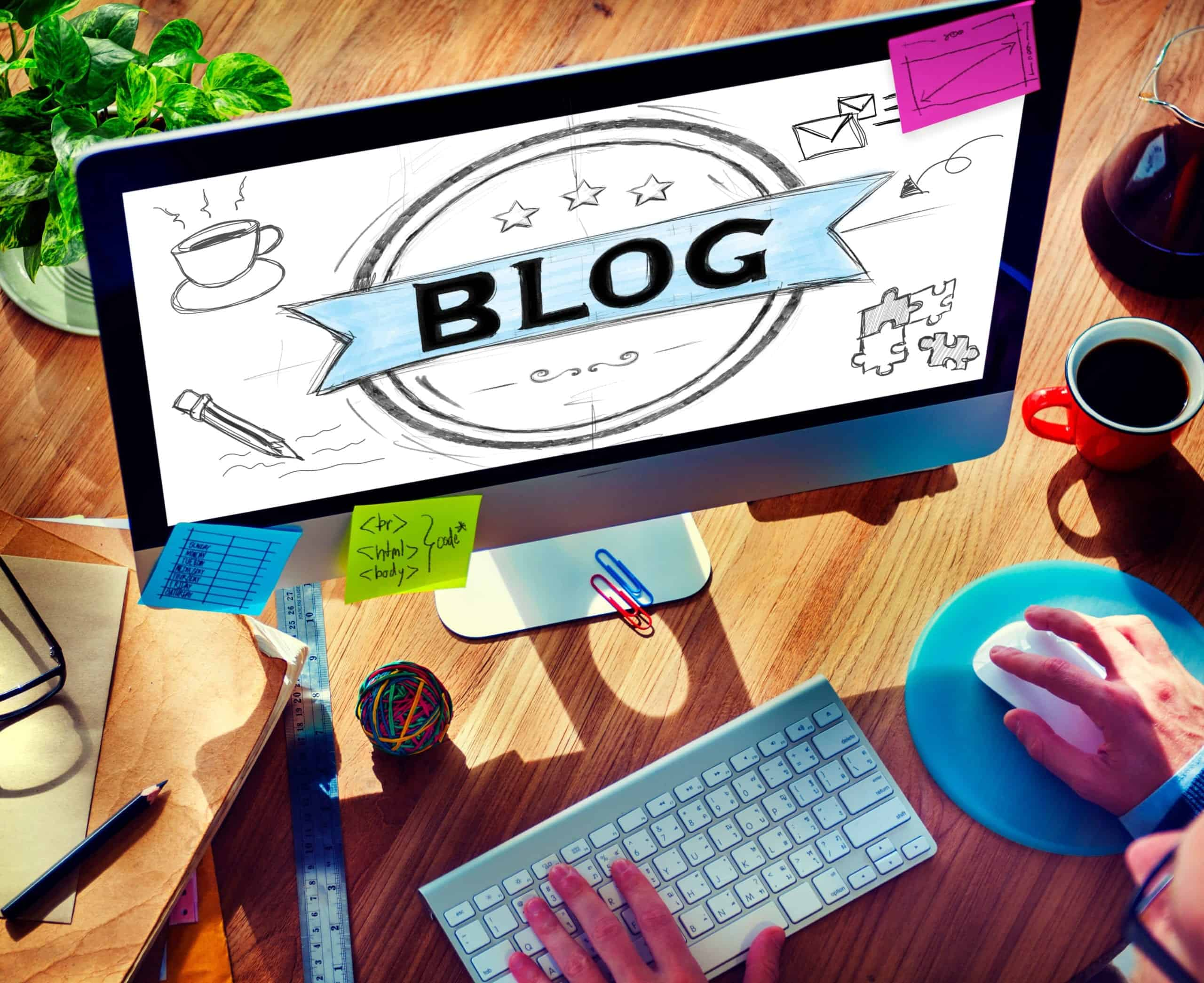 the Best Practices for a Business Blog