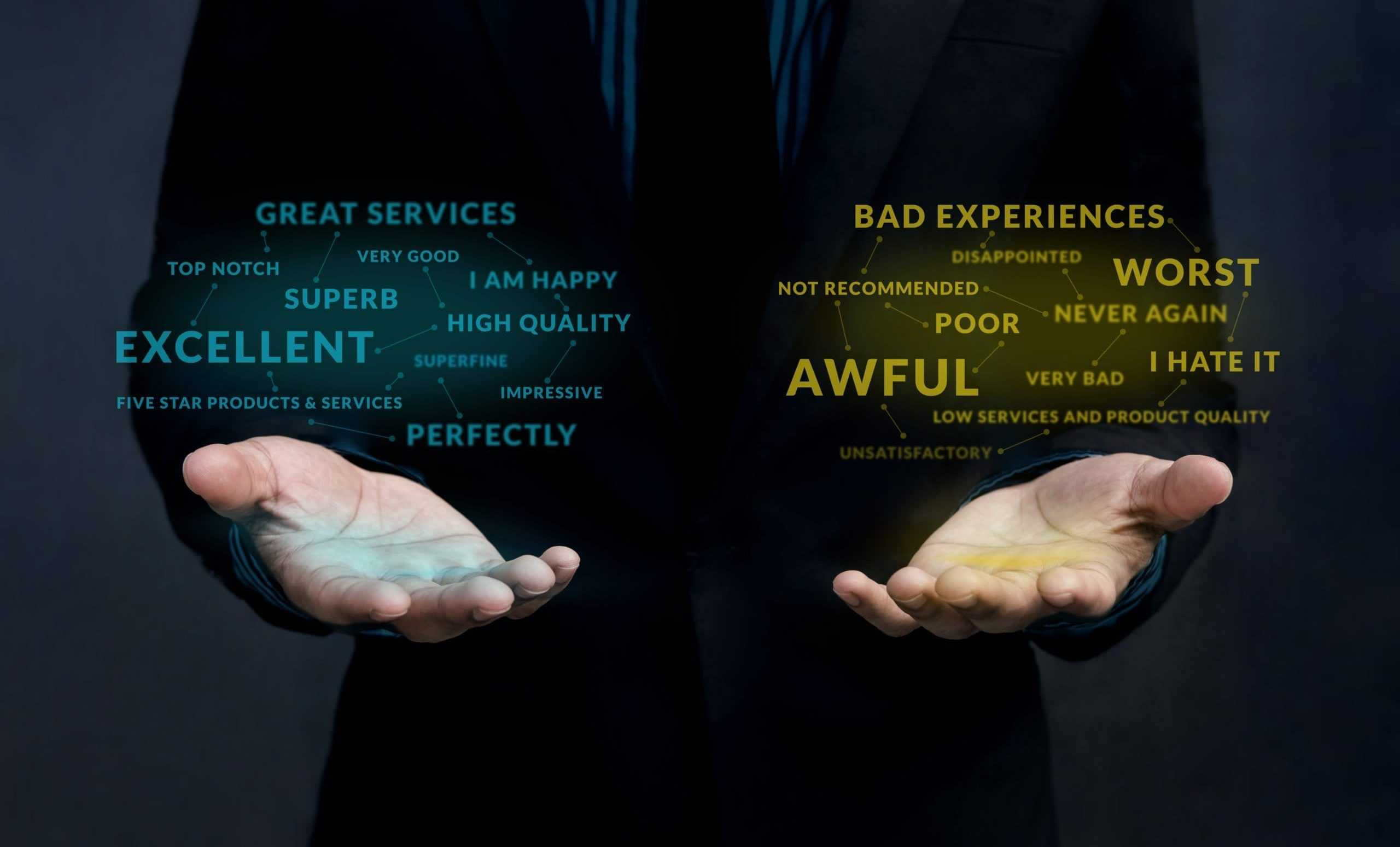 how to respond to negative reviews how to manage your online reputation